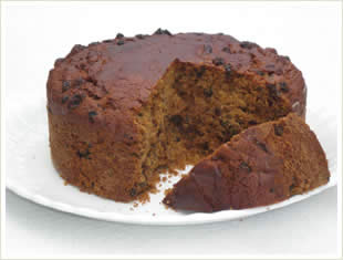 Gran Steads Recipes: Boiled cake with Gran Stead's Ginger