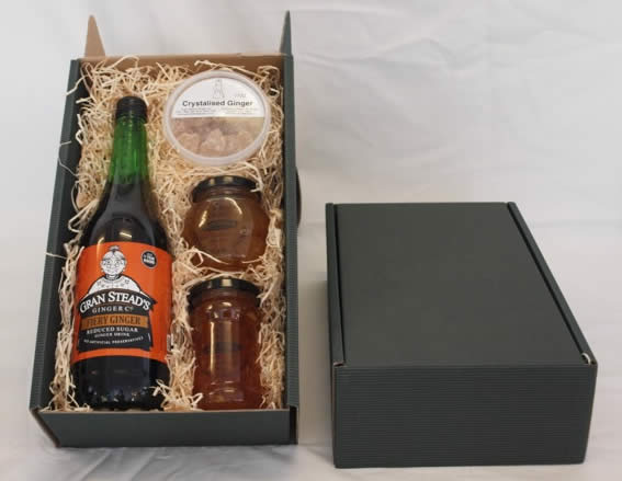 Grand Stead's Fiery Ginger Gift Box