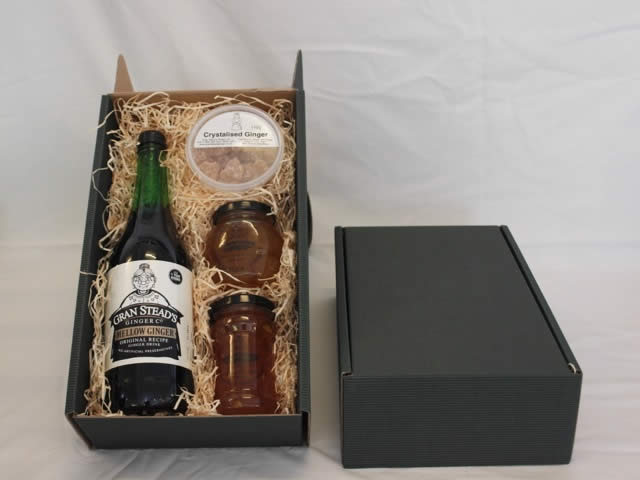 Grand Stead's Mellow Ginger Gift Box